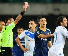 L'attaccante del Brescia Matri, ex Milan e Juve. Goal