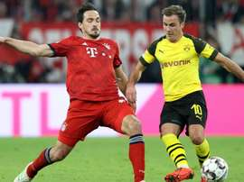 Hummels and Gotze will be reunited at Dortmund. GOAL