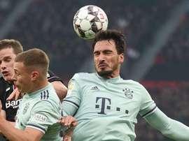 Nouveau revers pour le Bayern. Goal