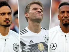 A seleção alemã perderá Boateng, Hummels e Muller. Goal