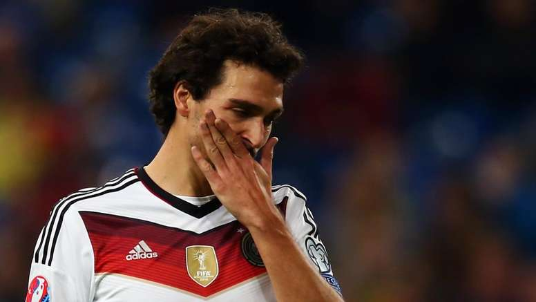 Hummels has not been picked for Germany by Joachim Low since March. GOAL