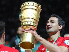 Hummels is returning to Borussia Dortmund this summer. GOAL