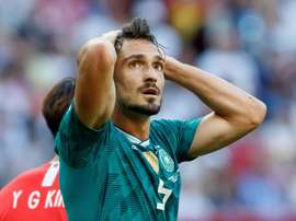 Hummels has hit out at Joachim Low. AFP