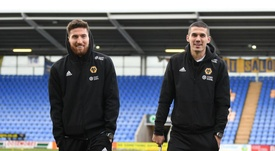 Coady, Doherty pen new Wolves deals