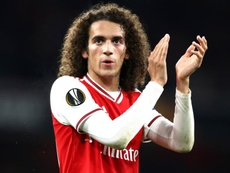 Arteta explains why he dropped Matteo Guendouzi. GOAL