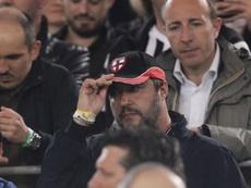 Salvini condanna il gesto di Balotelli