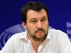Salvini a réagi. Goal