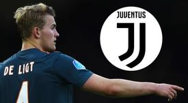 Juventus toma a frente por De Ligt com proposta de R$ 300 milhões. Goal