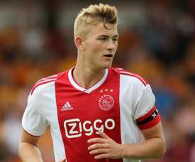 Matthijs De Ligt has expressed his frustration with the standard of the Eredivisie. GOAL