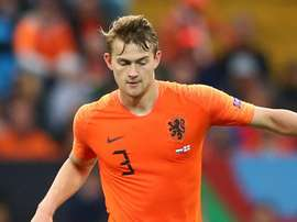 De Ligt has the quality to play for Barca in Cillessen's opinion. GOAL