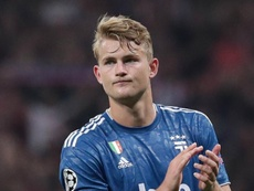 Ballon d'Or 2019: De Ligt targets Juventus success after winning Kopa Trophy. AFP