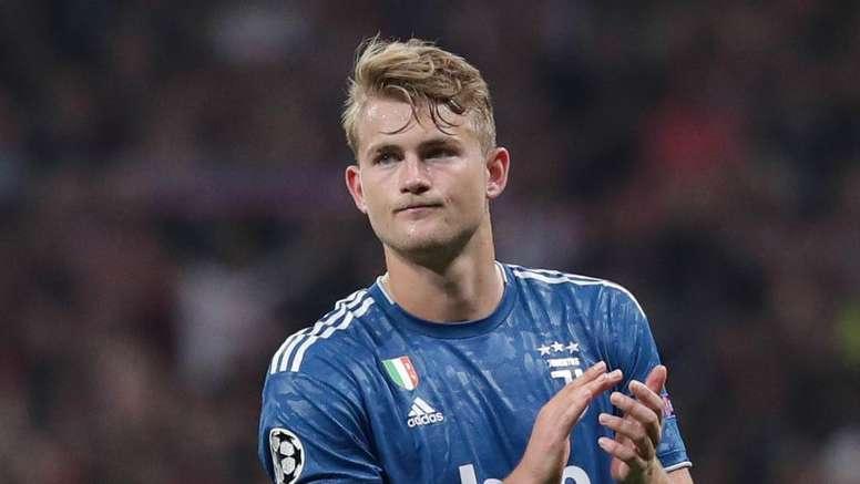 Ballon d'Or 2019: De Ligt targets Juventus success after winning Kopa Trophy. AFP