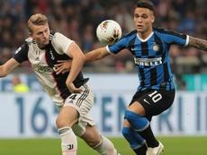 Juventus, multa di 10mila euro per un laser puntato su Lautaro Martinez. Goal