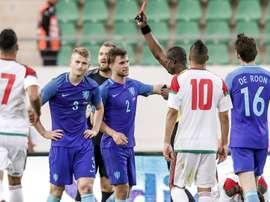 Les Pays-Bas ont pris le dessus ce mercredi sur le Maroc en match amical. Goal