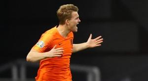 De Ligt: Netherlands were scared to attack Germany