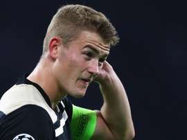 De Ligt has expressed his frustration at the continued speculation surrounding his future. GOAL