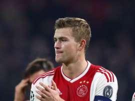 De ligt maintains that his focus is the Dutch title. GOAL