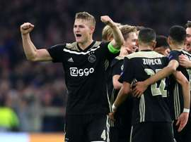 Muhren believes de Ligt and de Jong would be good signings for United. GOAL