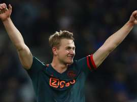 Matthijs de Ligt arrives in Turin