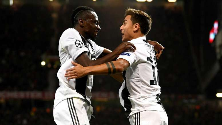 He has sent his support to Dybala. GOAL