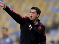 Ameaçado, Maurício Barbieri ressalta confiança no Flamengo e mira jogo contra o Atlético-MG