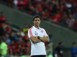 Barbieri deve buscar outra vez o equilíbrio do Flamengo. Goal