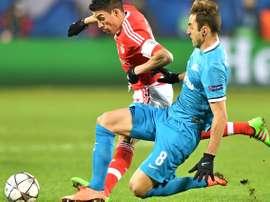 O canhoto brasileiro pretende seguir jogando na Europa. Goal
