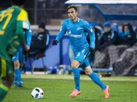 Maurício a caminho da Grécia. Goal