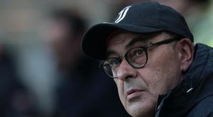 Sarri abbraccia Agnelli: 'Per la Juventus lo Scudetto è un obbligo'