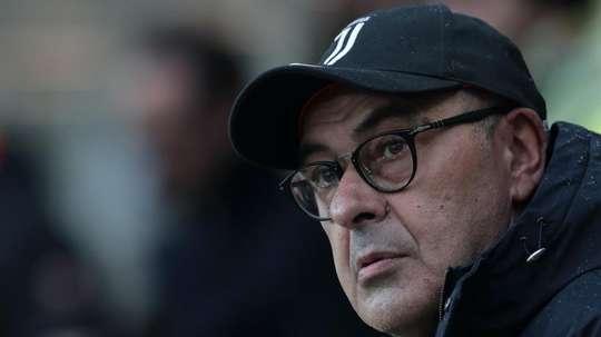 Sarri presenta Juventus-Udinese. Goal
