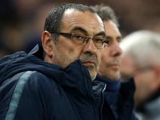 """""""Se o Chelsea repetir início de hoje contra o City, será um desastre"""", diz Sarri. Goal"""