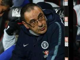 Maurizio Sarri Chelsea.