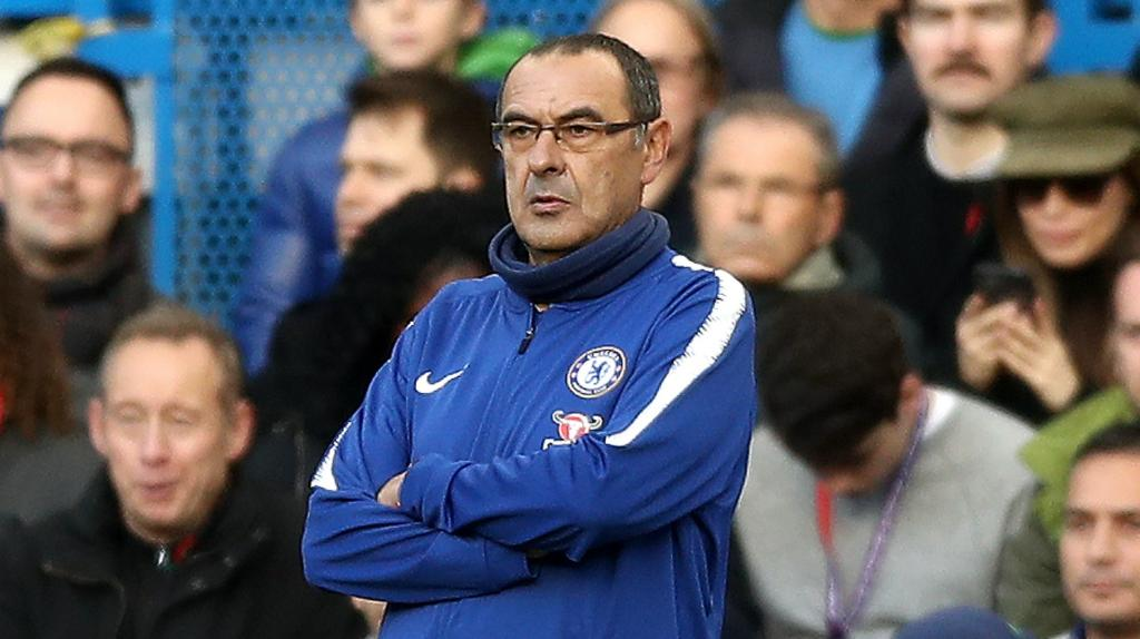 Sarri ne voit pas Chelsea remporté la Premier League