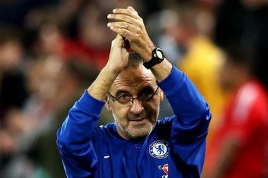 Sarri mudou a cara do Chelsea. Goal