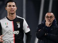 Sarri rivela che voleva Ronaldo come centravanti. GOAL