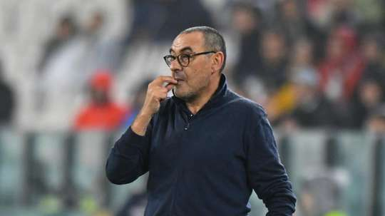 Sarri wants to face Tottenham. GOAL