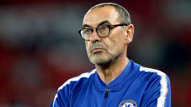 Sarri was unimpressed with Chelsea's ponderous performance against BATE. GOAL
