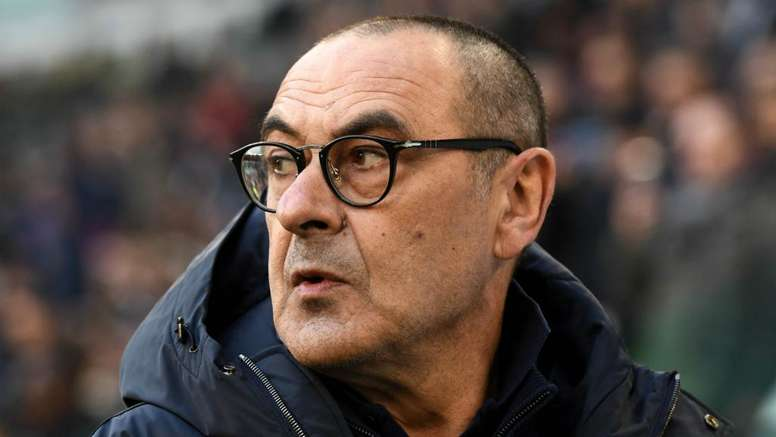 Juve fans have 'every right' to travel to France, says Sarri amid coronavirus fears. GOAL