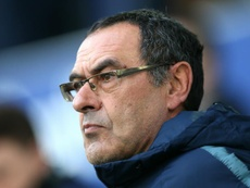 Maurizio Sarri has been fined by the FA. GOAL