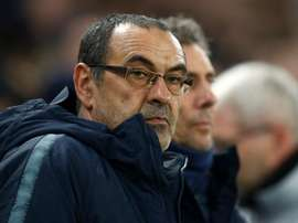 Sarri rubbishes Roma rumour