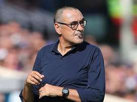 Juventus are a 'team under construction', says coach Sarri. GOAL