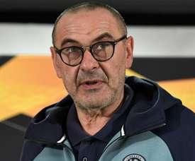 Chelsea on the verge of 'great season' under Sarri, insists Pedro. AFP
