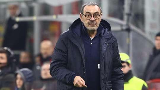 Sarri non guarderà la partita dell'Inter. Goal