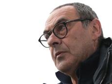 Sarri prima di SPAL-Juventus