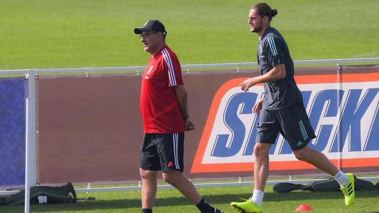 Atletico Madrid-Juventus, Sarri al primo esame Champions in bianconero