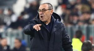 Sarri se défend après ses déclarations à Naples. Goal