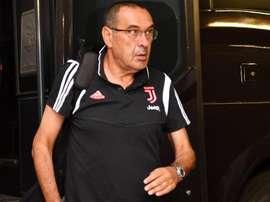 Maurizio Sarri souffre d'une pneumonie. Goal