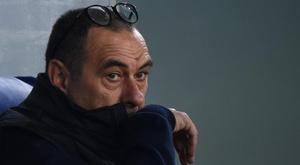 Juve alla prima sconfitta, Sarri