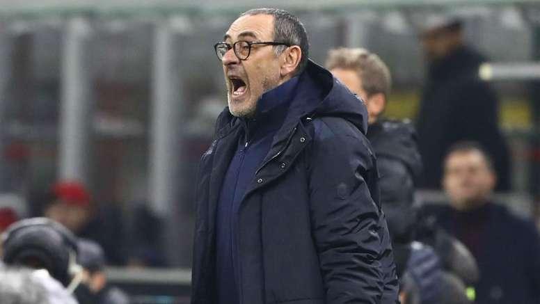 Milan-Juventus, Sarri spegne le polemiche