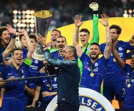 Jorginho hopes Sarri stays at Chelsea. GOAL